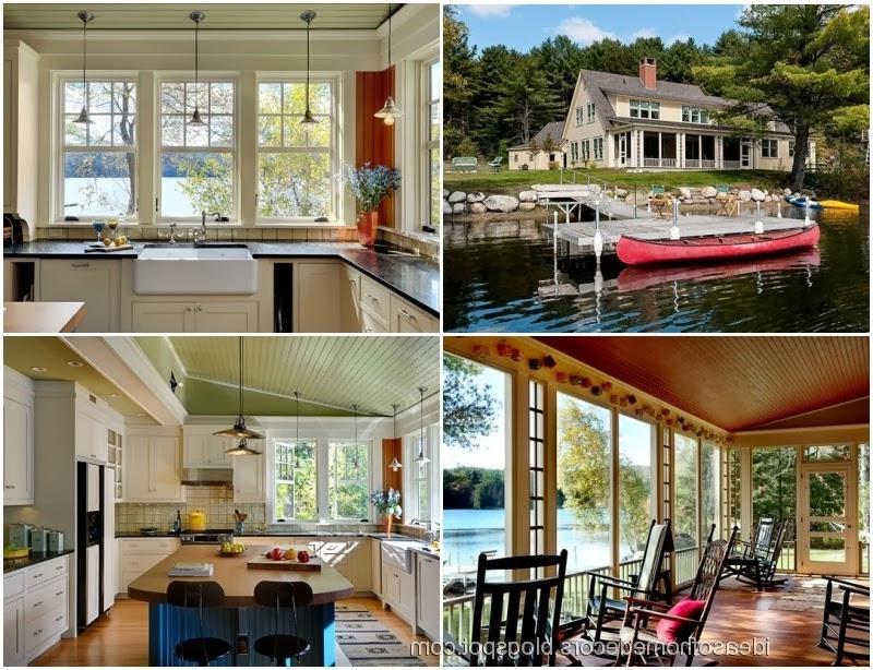 Lake Cottage Decorating Ideas