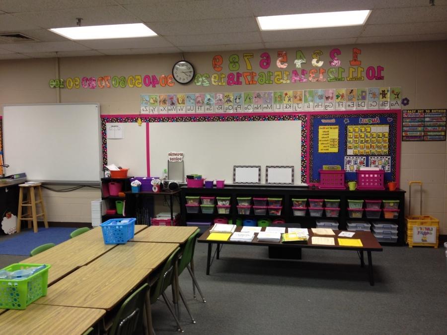Classroom Design Second Grade : Nd grade classroom layout photos