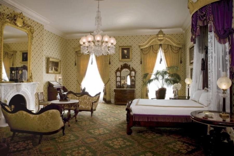 White house bedroom photos
