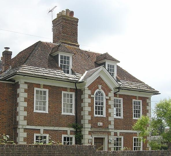 Photos Of Brick Homes With Stone Quoins