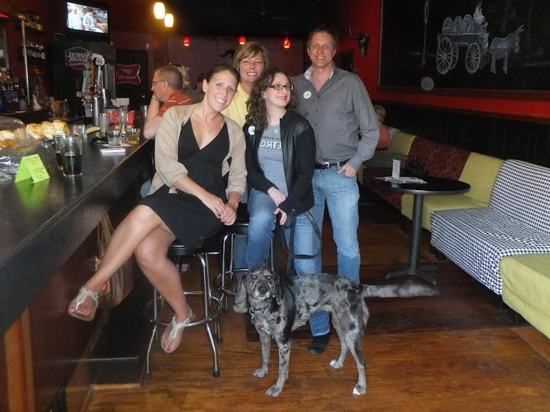 A happy hour fundraiser for Keep Covington Beautiful at the Pike...