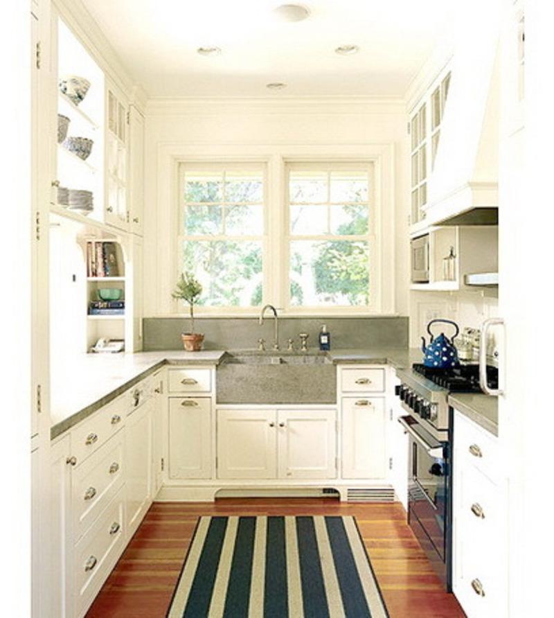 Galley Kitchen Design Photo Gallery