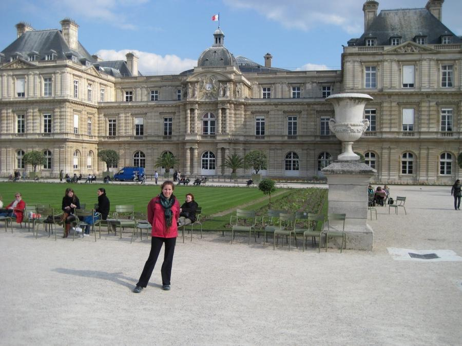 Photos Of Luxembourg Gardens
