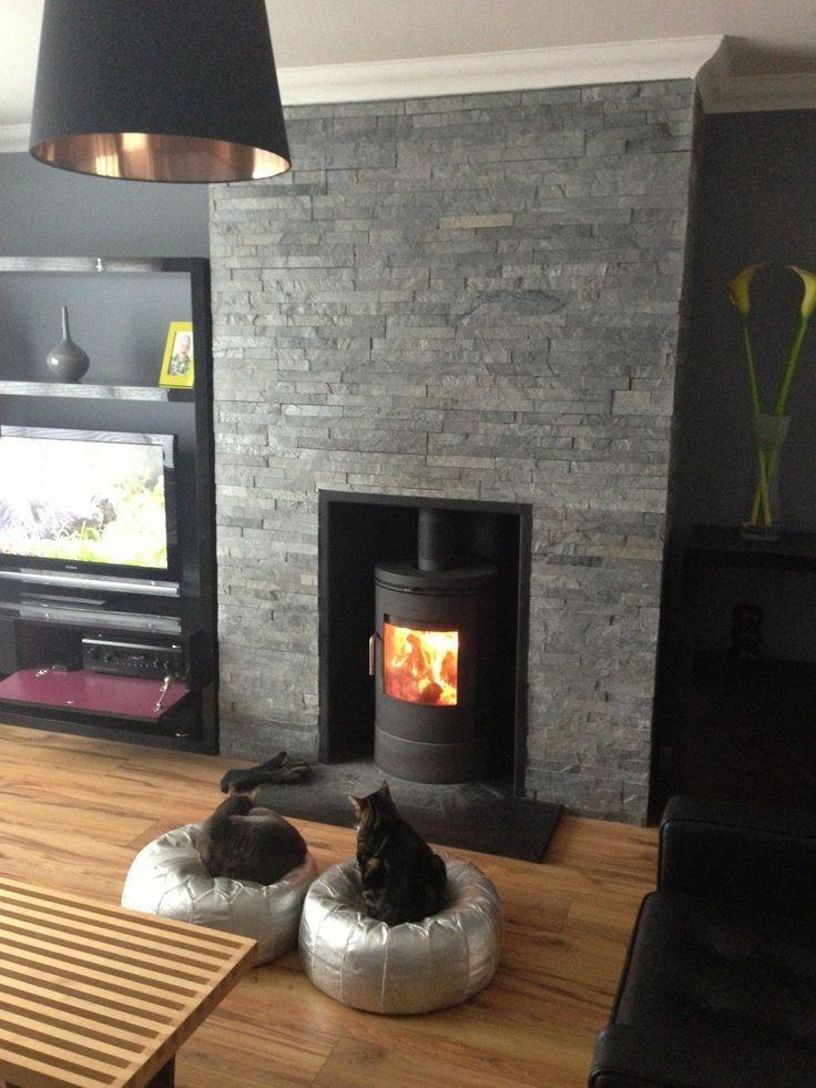 Slate Fireplaces Photos