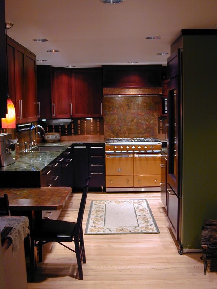 Remodelled kitchen photos for 9x11 room design