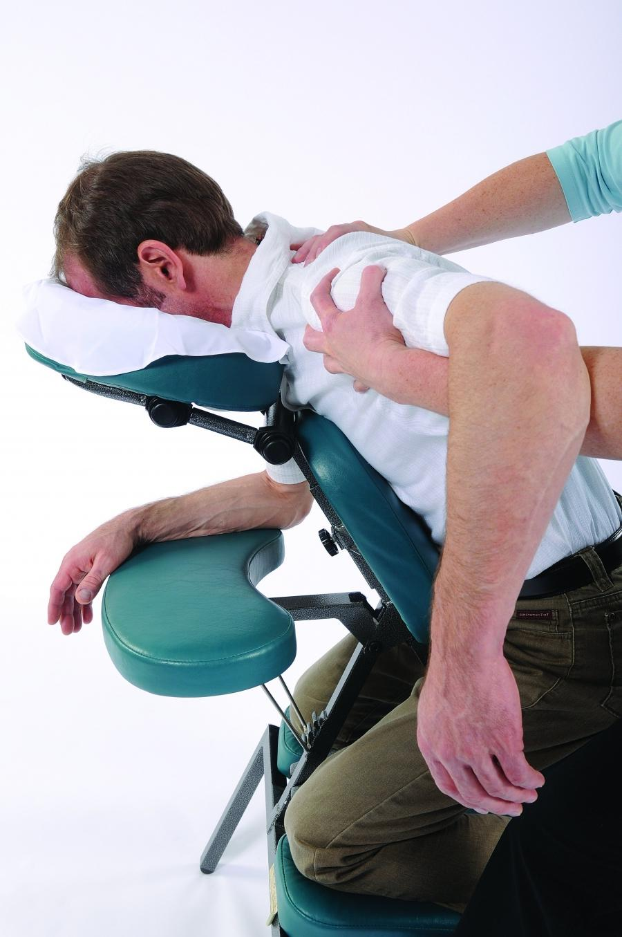 Photos Of Chair Massage