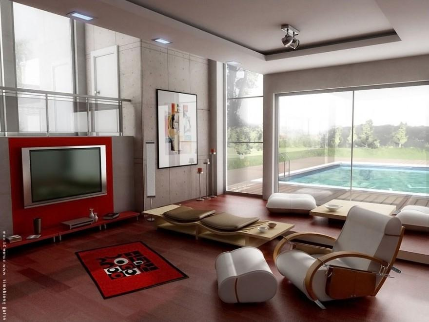 Fanciful Scheme For Retro Living Room Decoration D