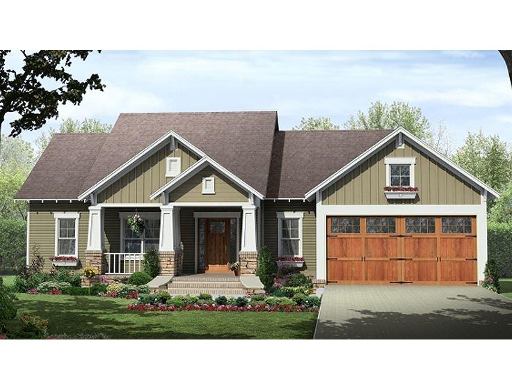 Small craftsman house plans with photos