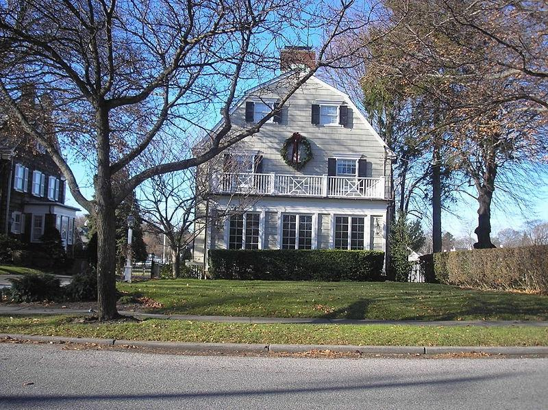 The Amityville Horror the real amityville house