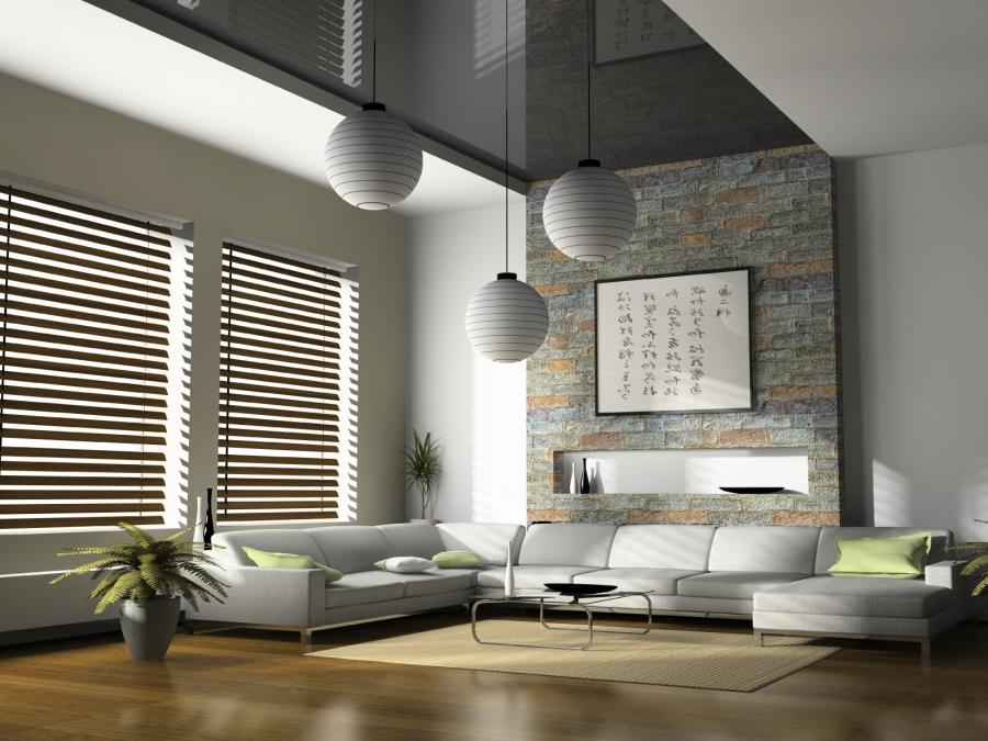Photo blinds for Decoria interior designs