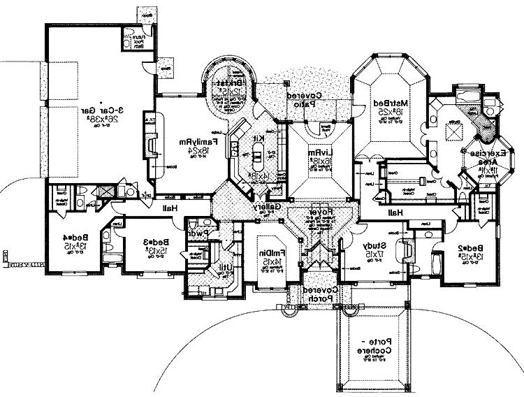 French Country House Plan 89061ah likewise Luxury Tuscan Style House Plan as well Luxury House Plan 4203mj furthermore Macclesfield Cheshire together with Elegant Country. on french country hallway
