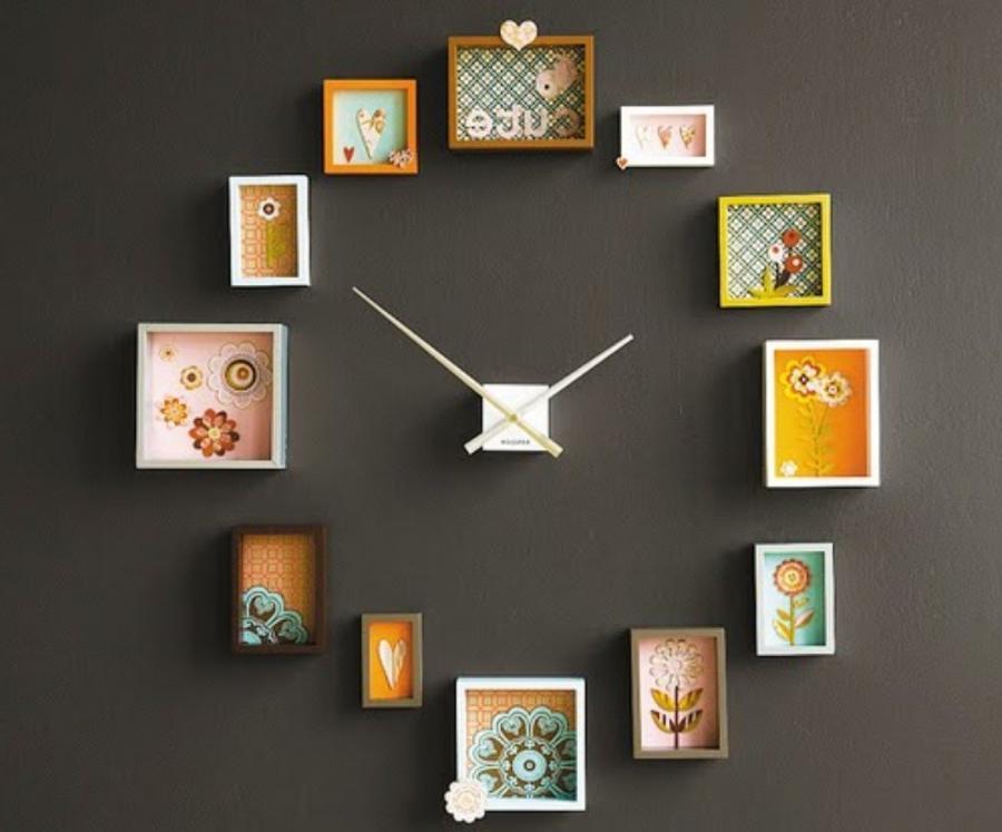 Часы своими руками с фотографиями фото