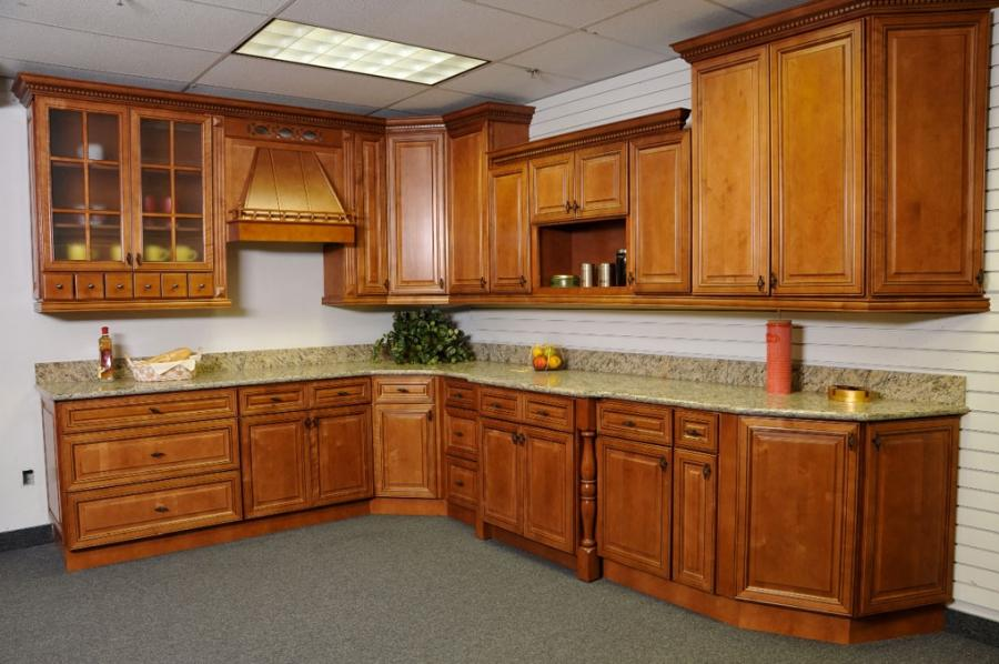 Photo Of New Kitchen Cabinets