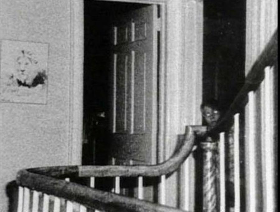 Ghostly Pics: Amityville Ghost Boy