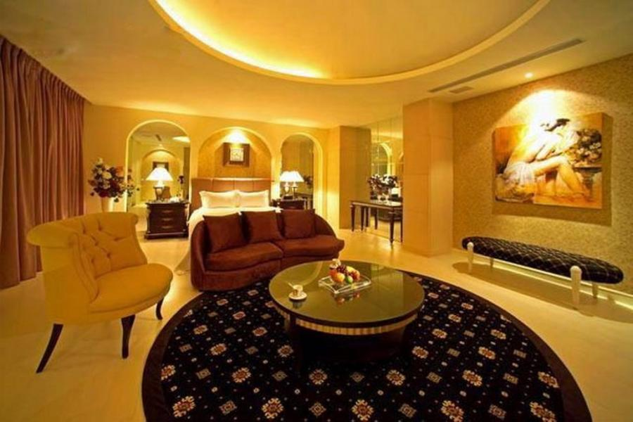 Interior Of Amitabh Bachan House Photos - Guirey-residence-arizona-architecture-classic