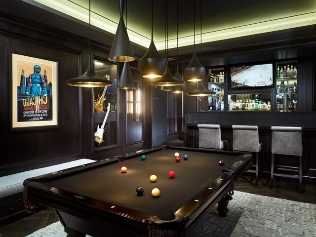 Game room garage photos - Transformer garage en bureau ...