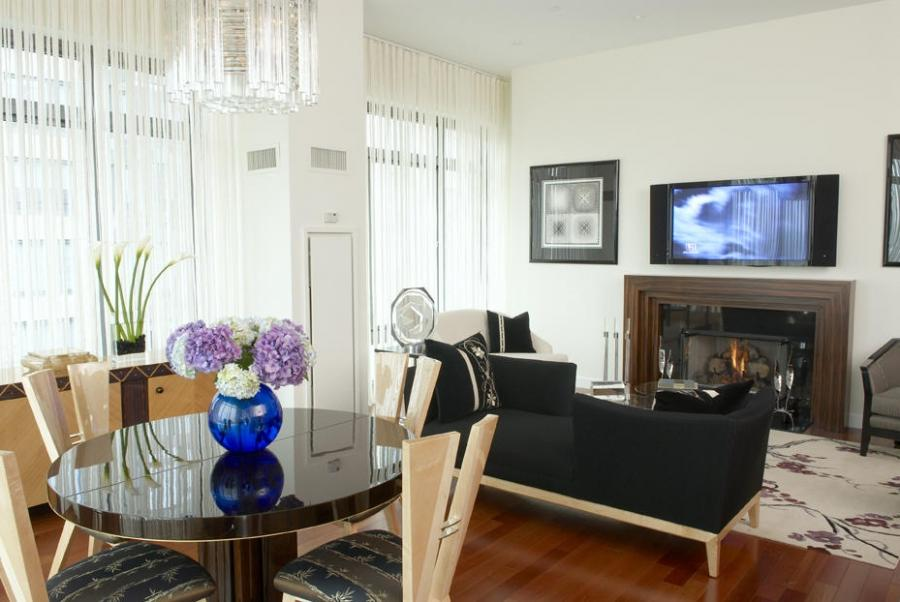 Combinations Living Room and Dining Space Ideas Living Room...