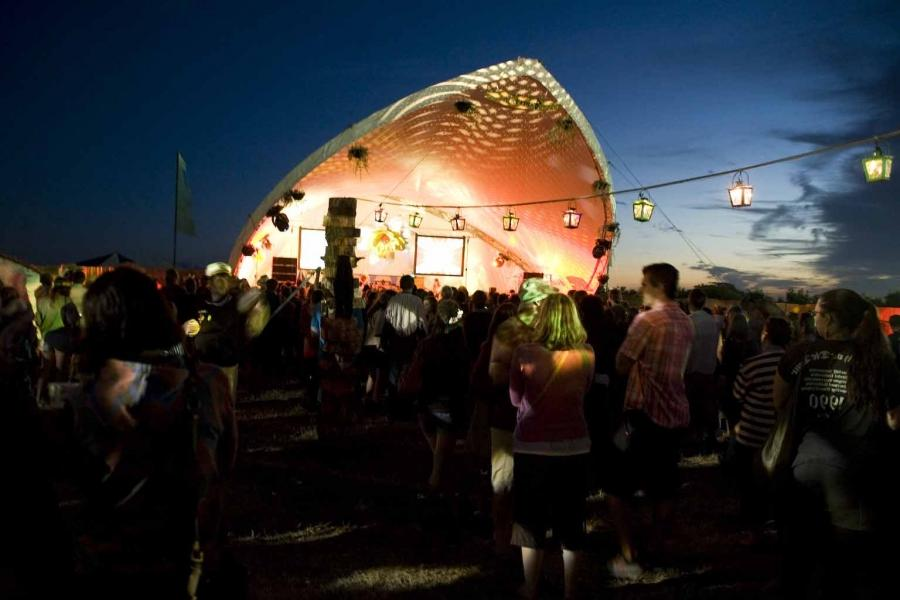 Lounge on the Farm is a fantastic ten thousand capacity Festival...
