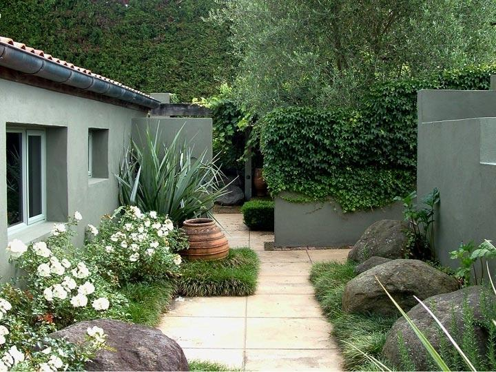 Nz gardens photos for Residential landscape design christchurch