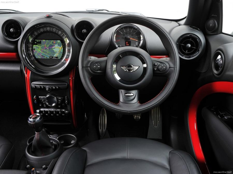 Mini interior photos