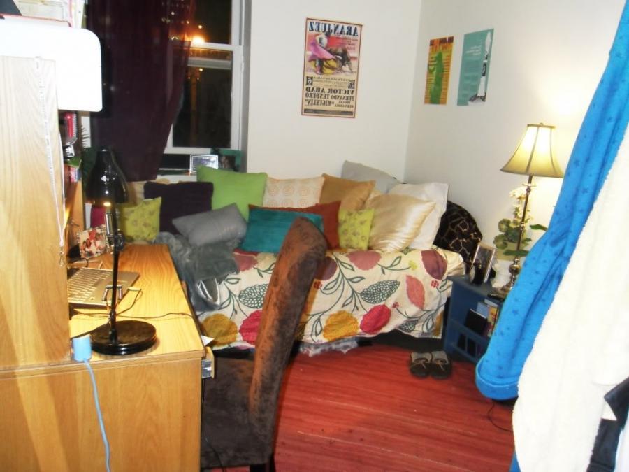 Yale Dorm Room Photos