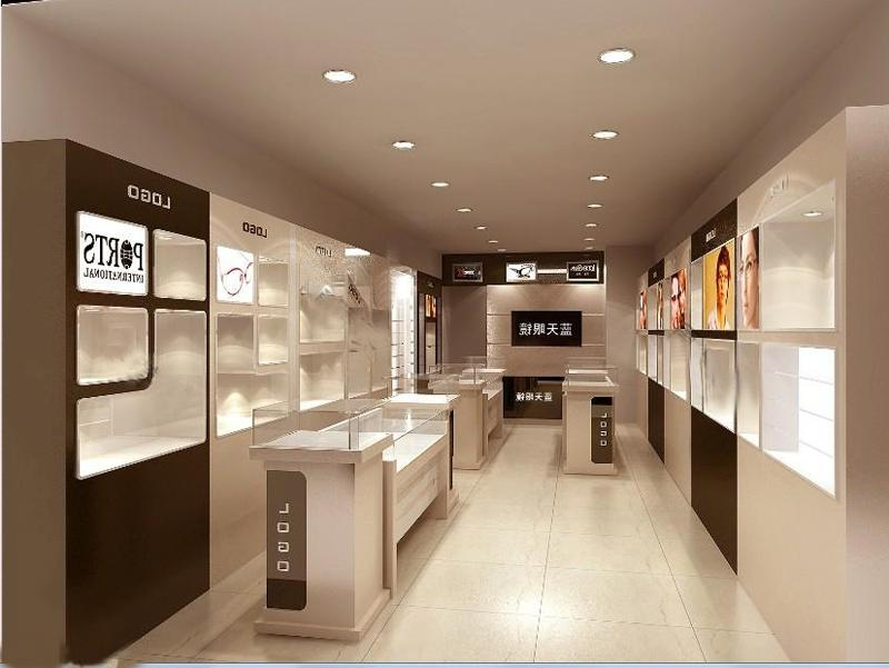 Interior Shop Design Photo