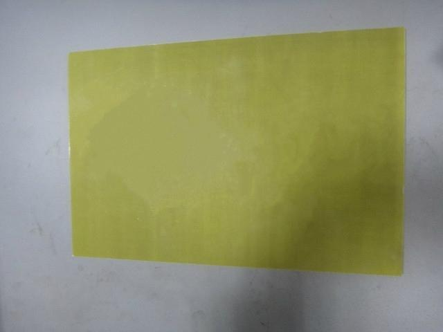 Circuit board photo laminate for Fiberglass density
