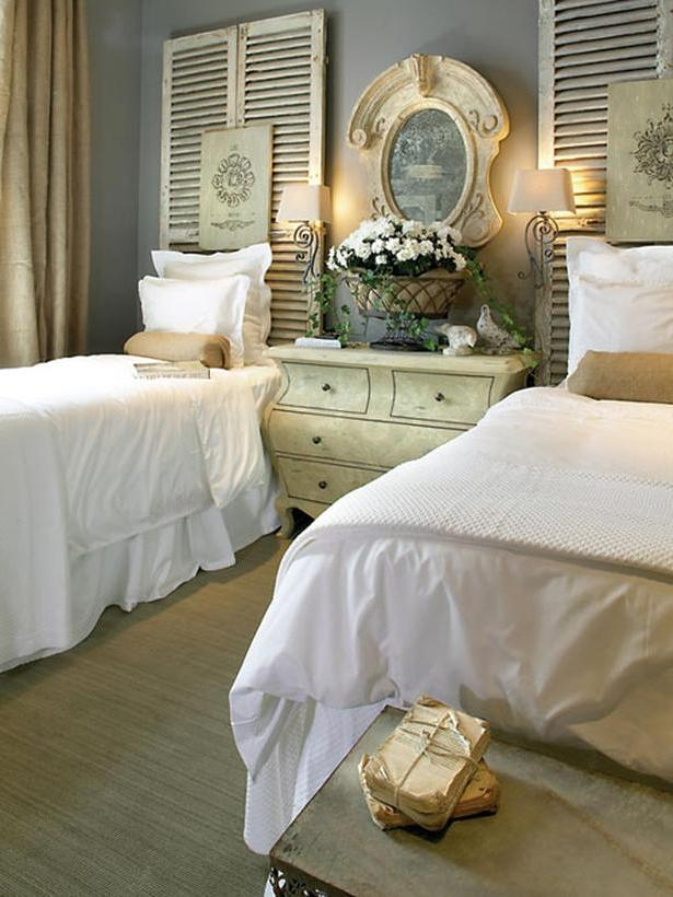 10 All White Bedroom Linens Rooms Home Garden Television Source