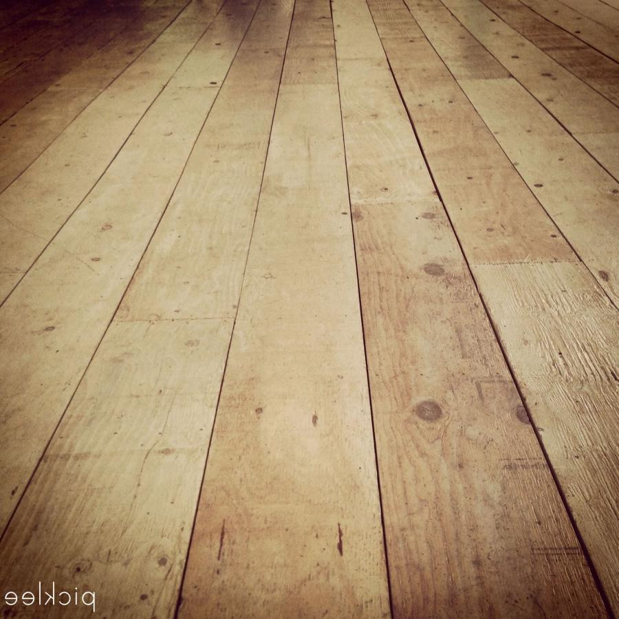 Plywood Floors Photos