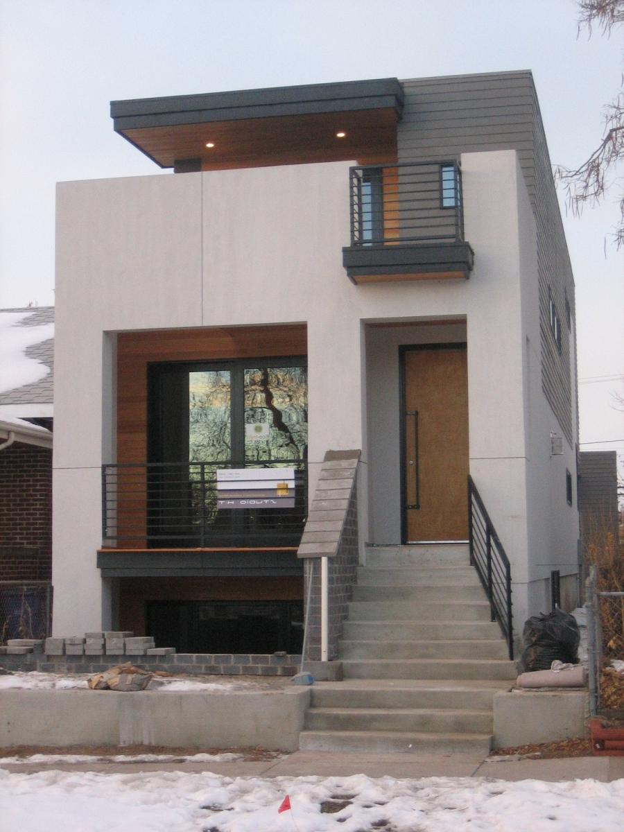 Small Modern House Design With Small Modern House Design With...