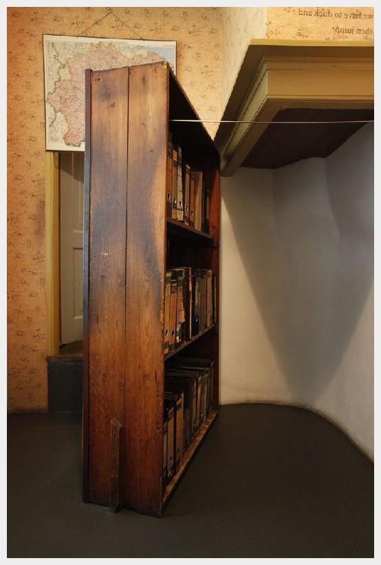 Photos Of Anne Franks House