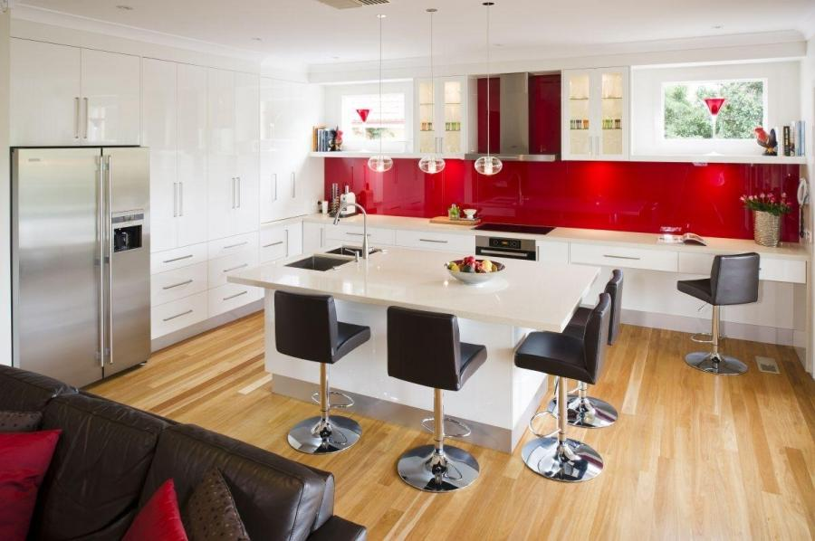 11 Fancy Black And Red Kitchen Decorations Picture Gallery [ 11...