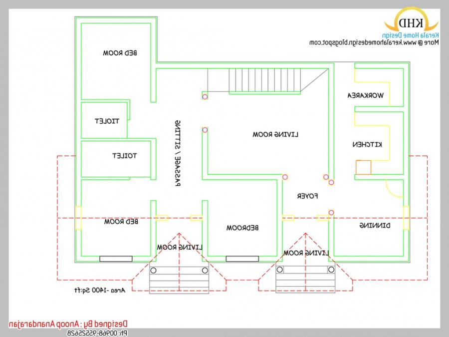 28 Indian House Plans For 1500 Square Feet 1500