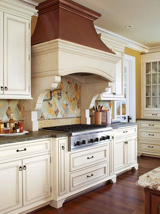 Kitchen Ideas With White Cabinets. Personal an outdated aged cook...