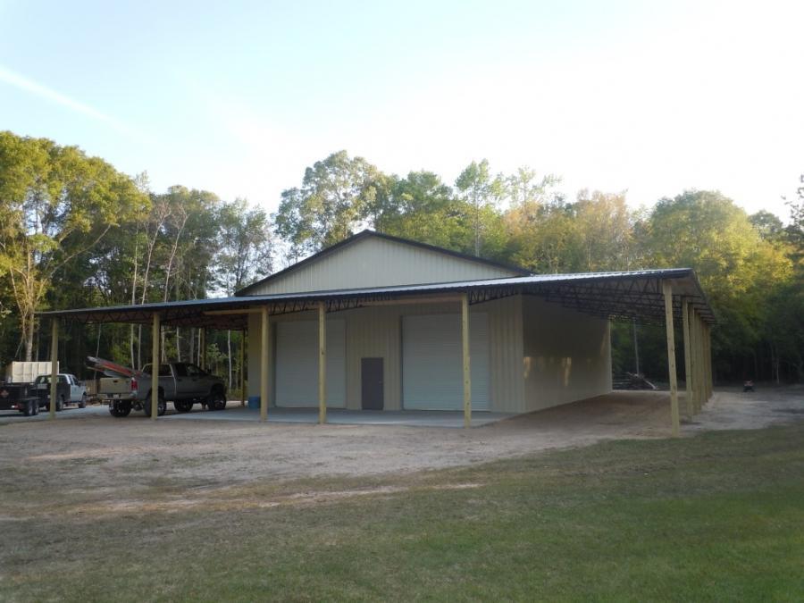 Pole Barn House Photos