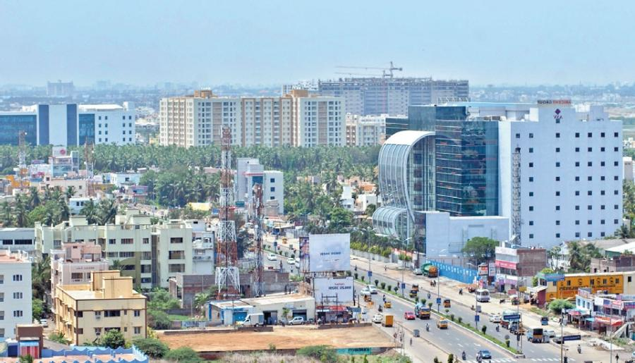 Residential boom in IT corridor?