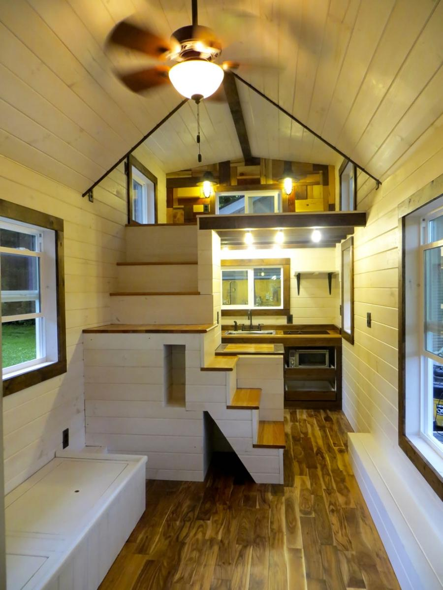 Tiny Home Designs: Interior Photos Of Tiny Houses