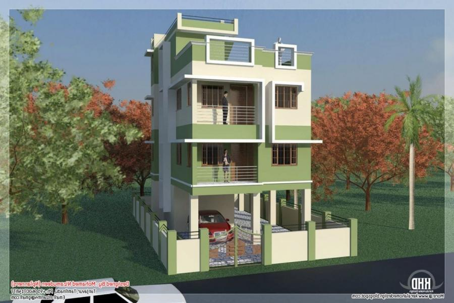 House Front Side Design In India House Front Designs In India