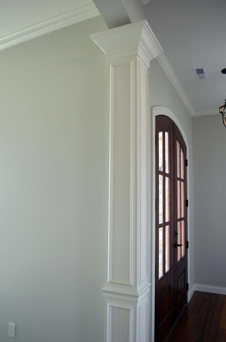 Photos of interior columns for Columns in houses interior