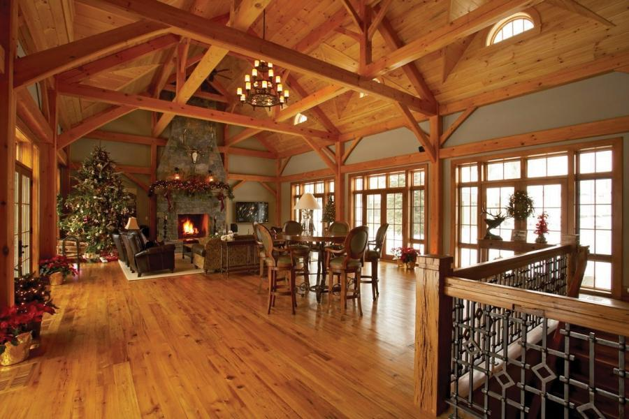 The Advantages And Disadvantages Of Timber Frame Homes Source