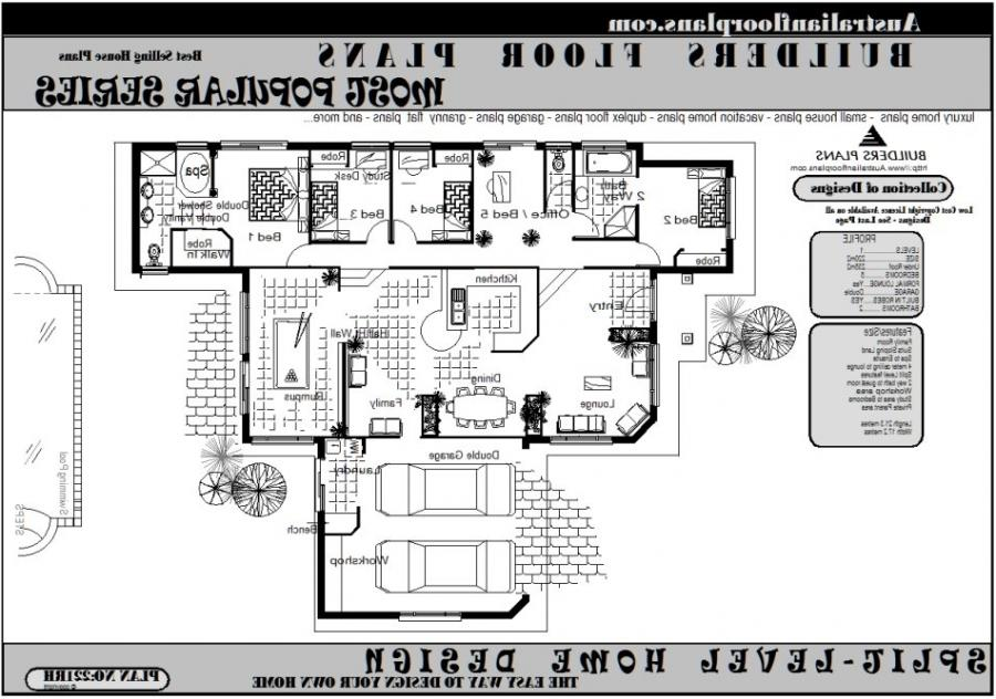 Trinidad House Plans Photos