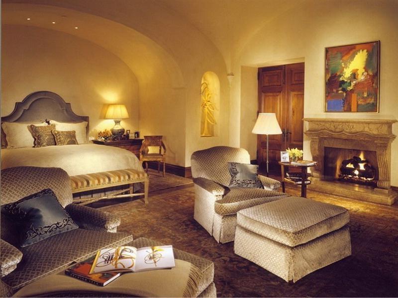 Pretty master bedrooms