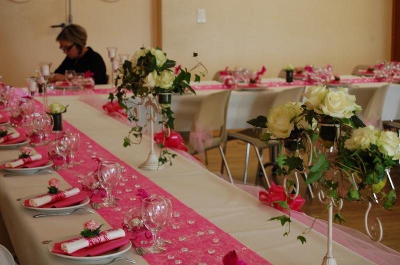 Photo decoration mariage