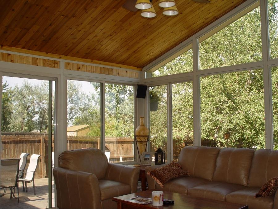 Sunroom photos interior for Sunroom interior designs