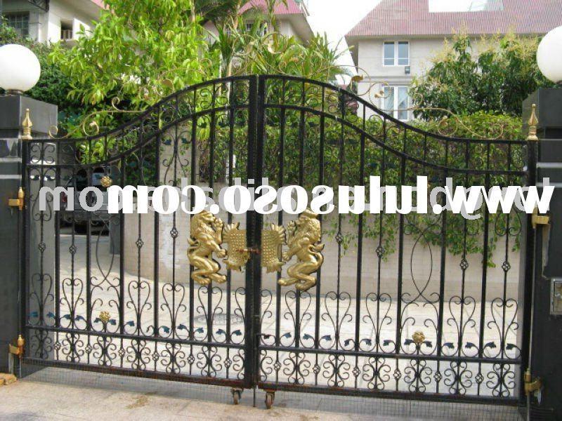 Gate Design Photo