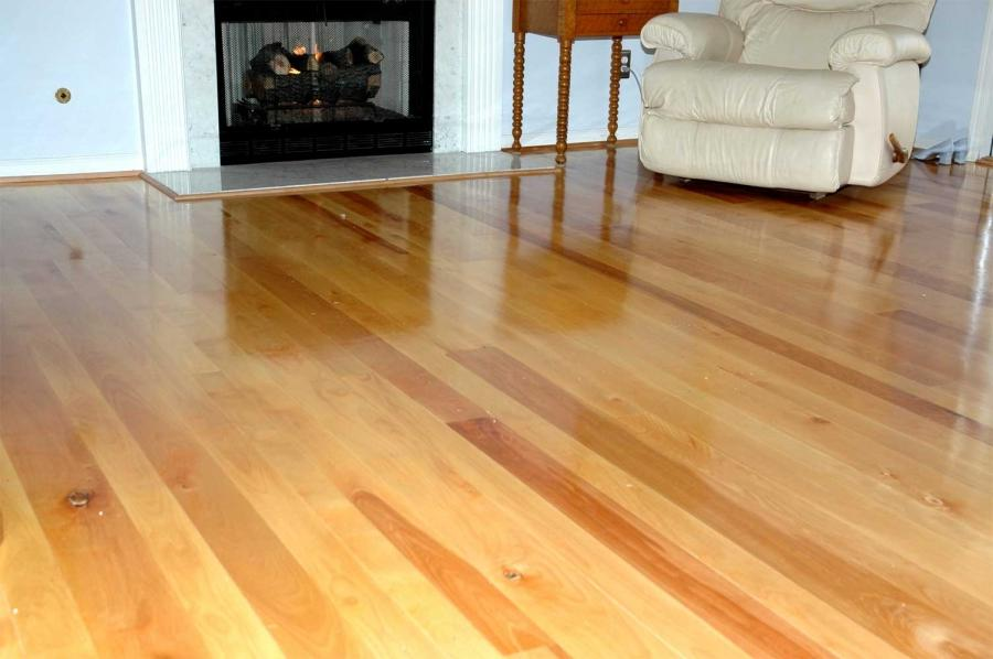 ... Birch Hardwood Flooring ...