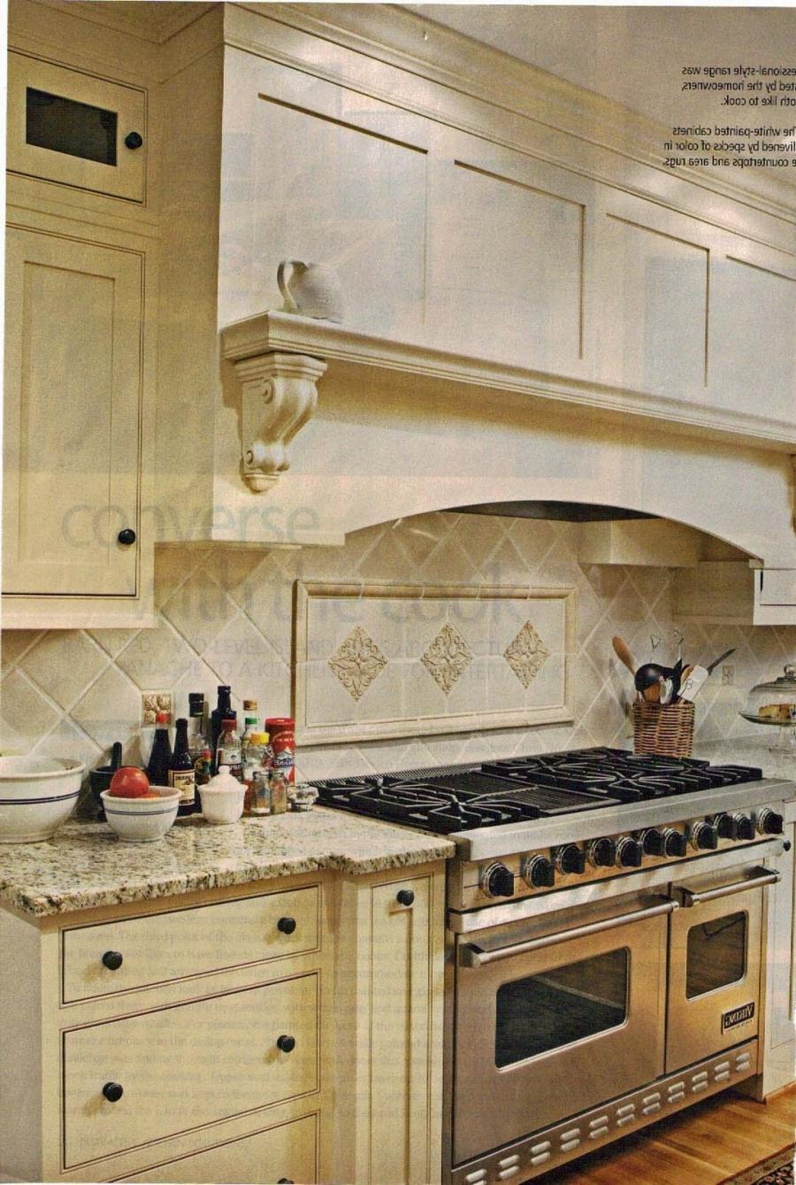 Kitchen Backsplash Ideas With Cream Cabinets: Photos Of Kitchens With Cream Cabinets