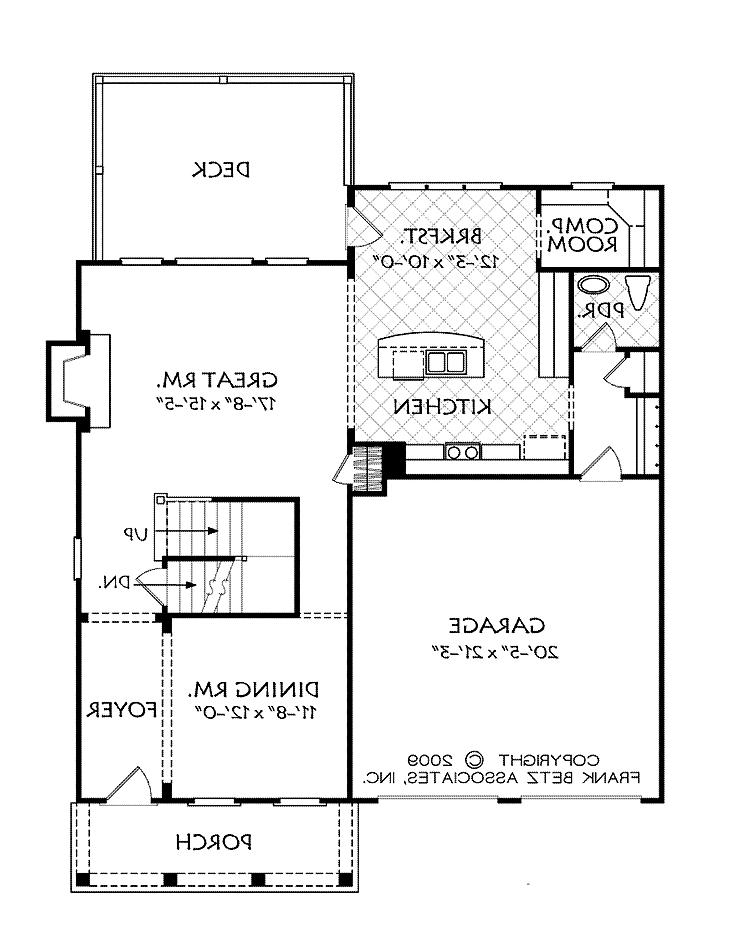 Open floor plan house plans with photos for Open floor plan house plans with photos
