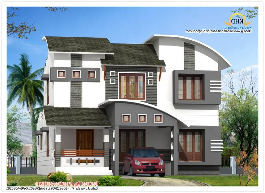 Front House Elevation Models : House front elevations models in chennai joy studio