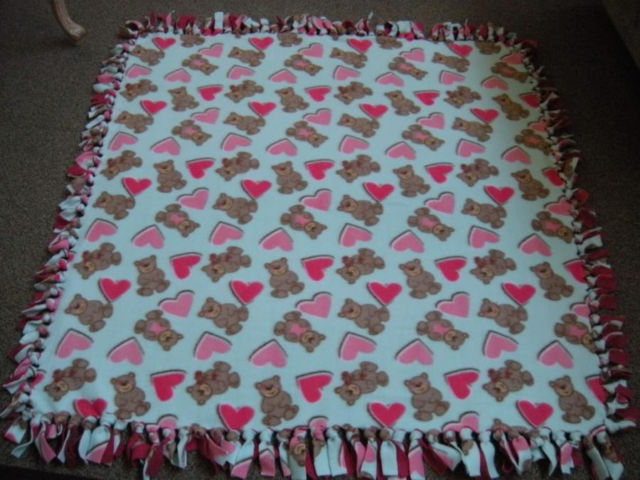 Photo Of Fleece Blanket